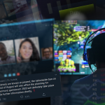 Making the Most of a Bad Situation: Virtual Gaming Conferences