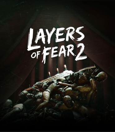 Cover art for Bloober Team's Layers of Fear 2.